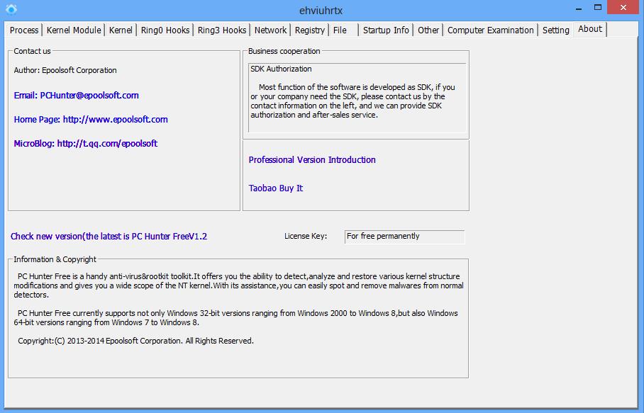 Cách xóa file cứng đầu hiệu quả với PC Hunter