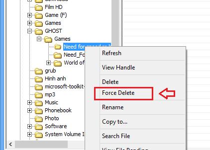 Cách xóa file cứng đầu hiệu quả với PC Hunter (2)