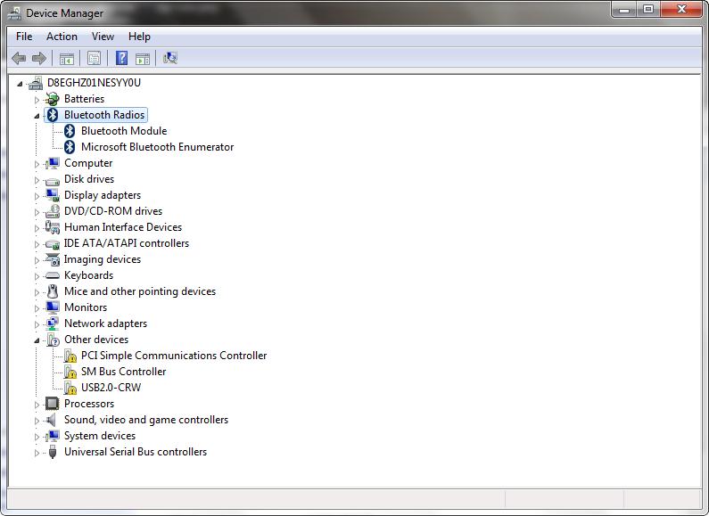 Cách chia sẻ file giữa điện thoại và máy tính qua Bluetooth (1)