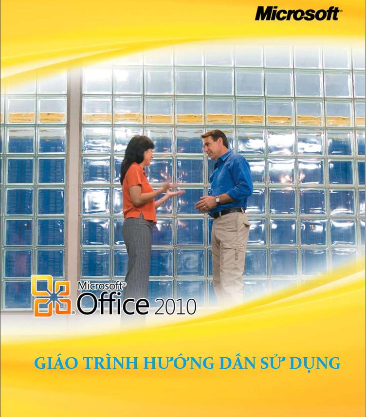 Tài liệu hướng dẫn sử dụng Excel 2010 trọn bộ