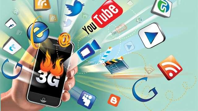 Các cách đăng kí 3G Viettel, Mobi, Vina 5k