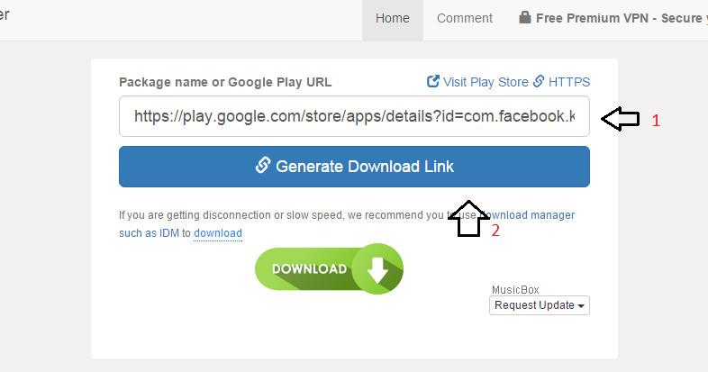 Tải ứng dụng từ Google Play trong Windows (2)