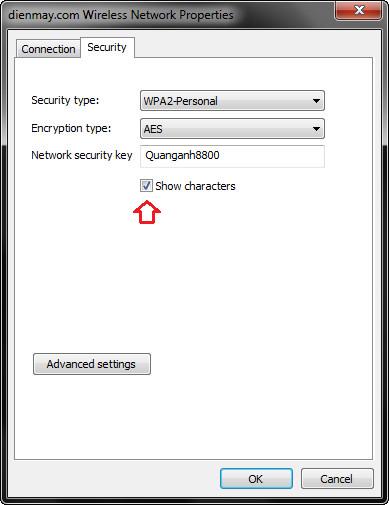 lấy pass wifi không dùng phần mềm (2)