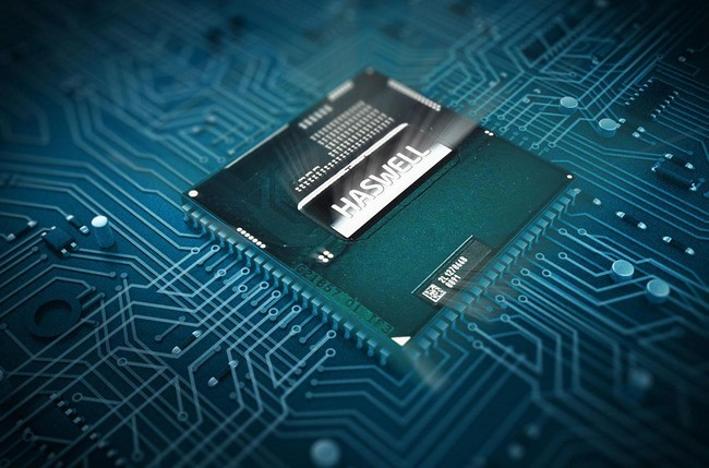 Chip cpu Haswell