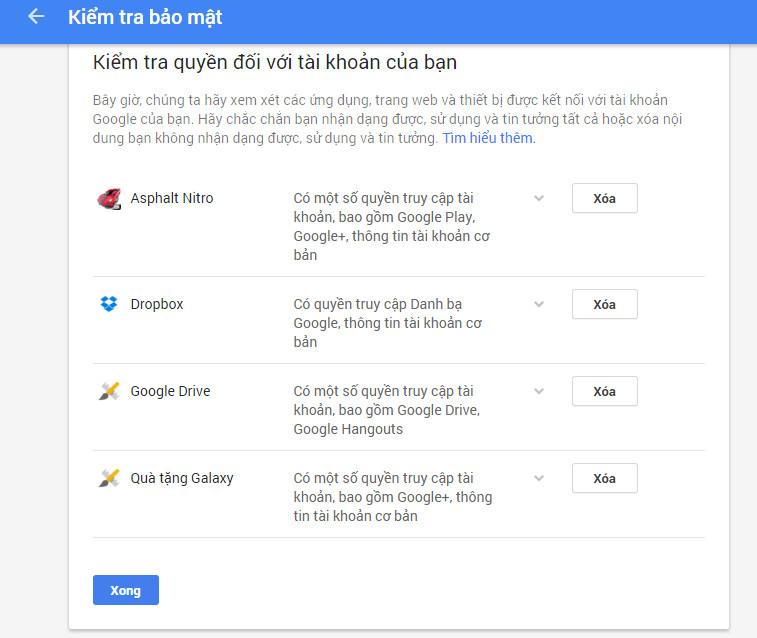 Nhận thêm 2GB miễn phí từ Google Drive chỉ vài bước đơn giản
