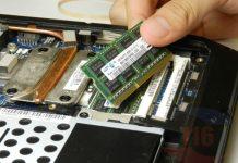 Nâng cấp RAM cho laptop có đơn giản hay không ?