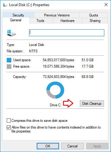 Hướng dẫn tăng tốc máy tính bị chậm