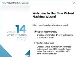 Hướng dẫn dùng VMWare tạo máy ảo cài đặt Windows 10