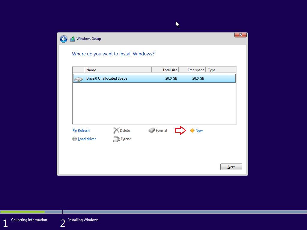Hướng dẫn dùng VMWare tạo máy ảo cài đặt Windows