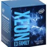 Phân biệt CPU Xeon có iGPU và không có iGPU