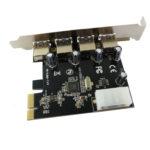 Card chuyển đổi PCI ra USB 3.0 4 cổng